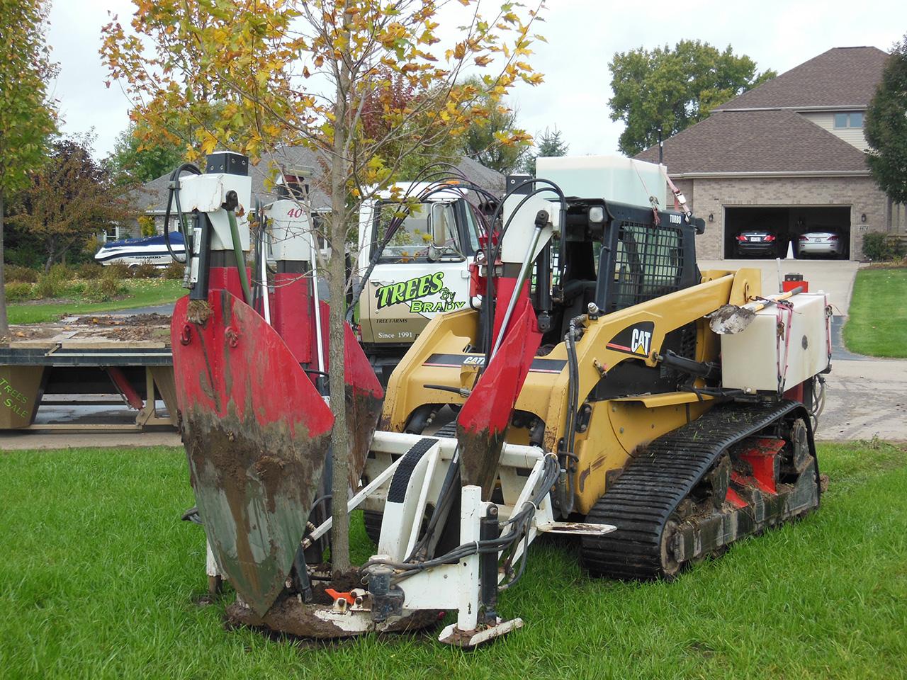 6 Pack Tree Hauler   Trees By Brady – Brady Bennett – Winchester, WI